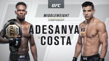 UFC 253: Israel Adesanya vs. Paulo Costa recap video