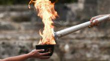 Greece seeks plan B for Olympic flame if coronavirus hits