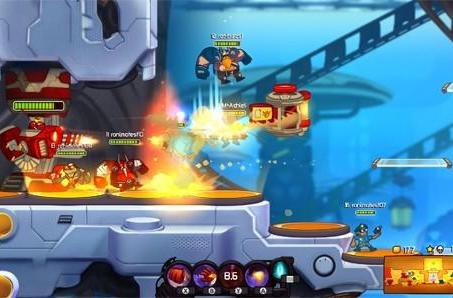 New Awesomenauts character voiced by Simon from The Yogscast