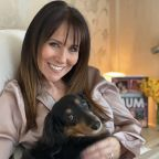 Coronavirus: Linda Lusardi shares first photo after being discharged from hospital