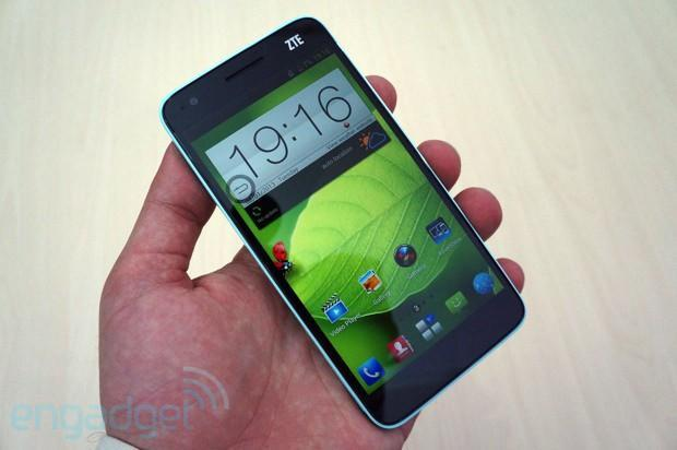 ZTE Grand S hands-on (video)