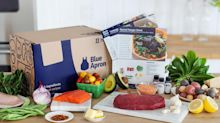 Blue Apron debuts new meal box in partnership with Walmart's Jet.com