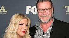 Tori Spelling's husband defends her after backlash over $95 virtual meet and greet