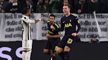 Youthful mistakes cost dominant Spurs in 2-2 Champions League tie at Juventus