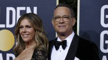 Tom Hanks shares coronavirus health update from isolation: 'No fever but the blahs'