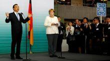 Chinas Netzpolitik steht der Kooperation mit Deutschland im Weg