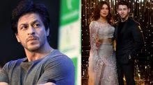 Priyanka & Nick Reception: Reason why Shahrukh Khan IGNORED the Party; Watch Video