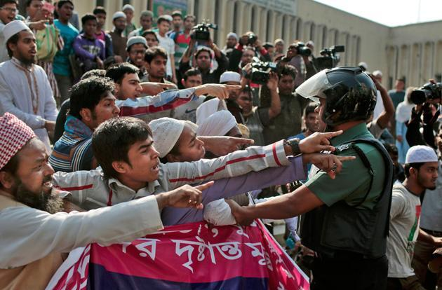 Bangladesh blocks mobile messaging apps to thwart protests