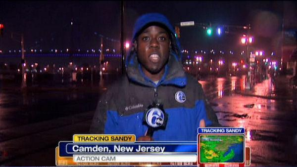 Kenneth Moton reports from Camden, NJ