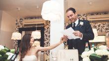 Darf man auf einer Hochzeit einen Heiratsantrag machen?