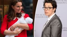 TV star's controversial dig at Kate Middleton