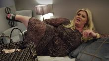 Gemma Collins disgusts fans with 'scratch and sniff' move in 'Diva Forever'