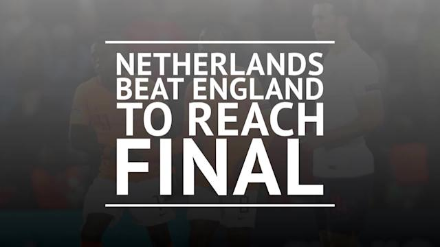 England Lose Uefa Nations League Semi Final Against Netherlands