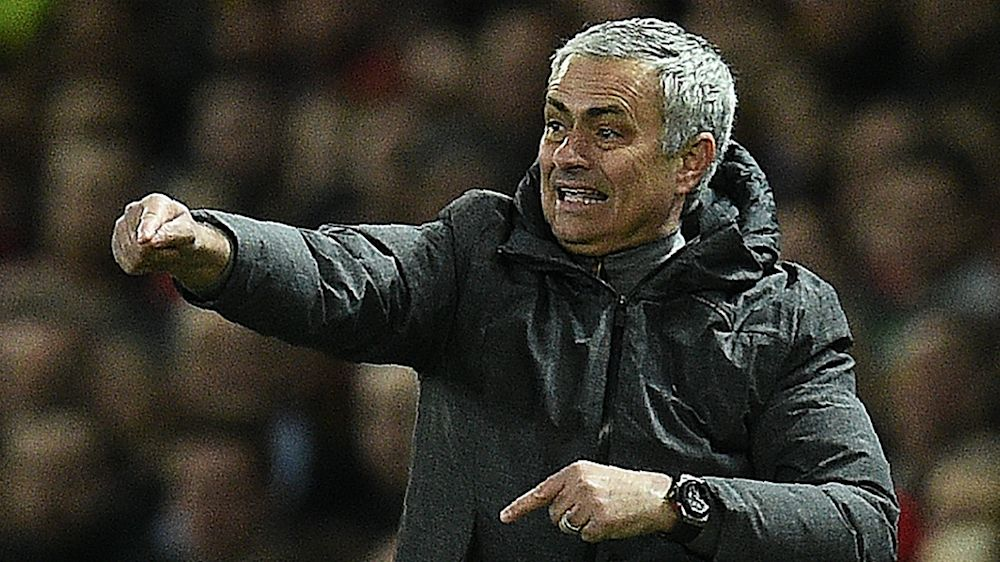 Mourinho's Manchester United record is worse than Van Gaal's first Premier League season