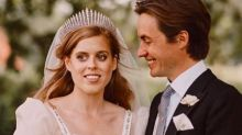Princess Beatrice and Edoardo Mapelli Mozzi have jetted off on a romantic honeymoon