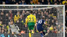Harry Kane penalty rescues late point for Spurs at Norwich, with VAR the enemy of the Premier League's bottom club