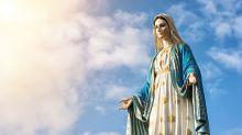 Rätselhaft: Zeichnung der Jungrau Maria taucht nach 13 Jahren in Mexiko wieder auf