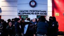 7 French prison guards hurt in new Islamist convict attack