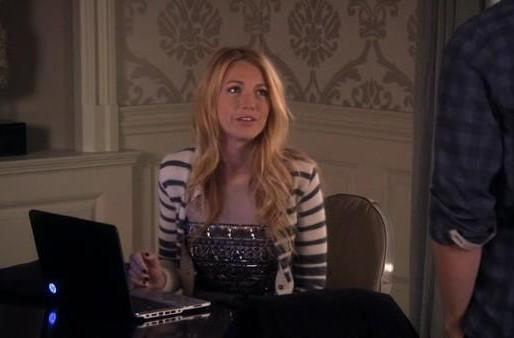 Screen Grabs: Serena's magically got herself an HP Envy 14 on Gossip Girl