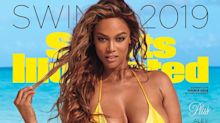 Tyra Banks regresa a la tapa de Sports Illustrated