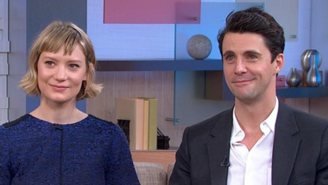 'Stoker' Stars on Characters' Relationship, Working With Kidman