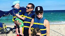 Carey Hart Jokes He and Son 'Are Out Infecting the World' After Revealing Jameson's Illness