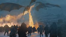 Game of Thrones cast gave final script 15-minute standing ovation