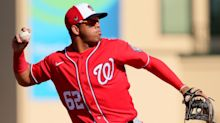 As top prospects join MLB rosters, Nationals' Luis Garcia is one step away