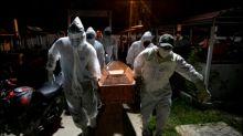 Brasilien und Mexiko melden Rekordzahl an Corona-Toten innerhalb eines Tages
