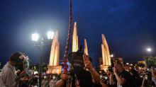 Thais 'cast a spell' for democracy in Harry Potter-theme protest