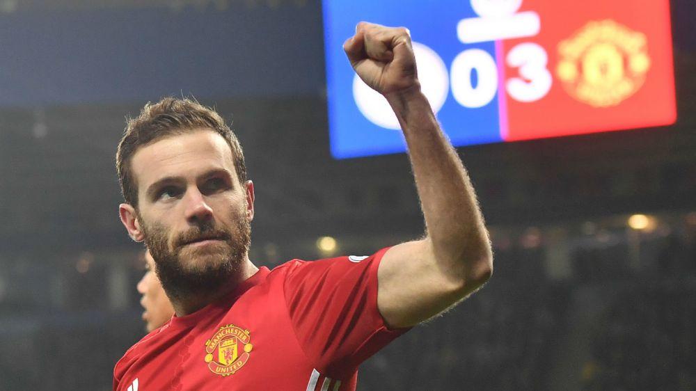 VÍDEO: Mourinho confirma que Mata se perderá lo que resta de temporada