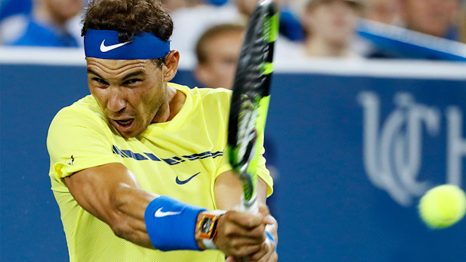 Nadal to rise to No. 1 again with heavy heart