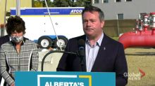 Premier Jason Kenney asks Rachel Notley to 'call off the NDP anger machine'