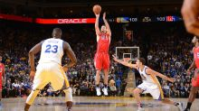 Warriors winning 2015 NBA title prompted JJ Redick's wife to say this