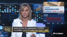 Amazon reportedly planning 3,000 cashier-less stores by 2...