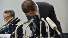Japan's airbag giant Takata files for bankruptcy protection