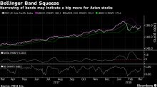 Asian Stocks Rebound With Japan as Investors Turn to CPI Data