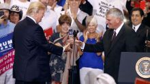 """The guy does not eat well"": Franklin Graham worries Trump too old to run in 2024"