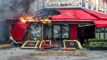 Deux nouveaux fusibles après le saccage des Champs-Elysées