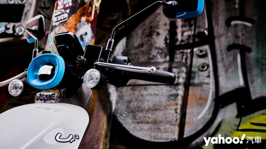 綠牌協奏曲!輕巧短程代步車2021 PGO Ur2 Plus台北城郊試駕! - 4