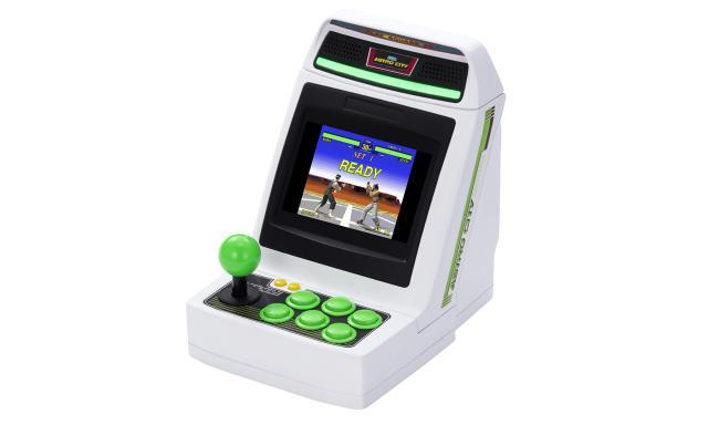 Sega's Astro City Mini arcade cabinet comes with 36 games