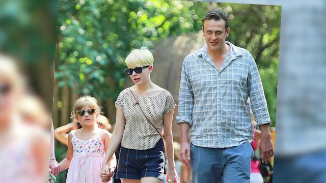 Michelle Williams and Jason Segel Split After a Year Together