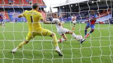 Zaha earns patched-up Palace 1-0 win over Southampton in EPL