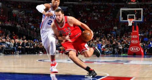 Basket - NBA - Joffrey Lauvergne : «Tony Parker a poussé pour que les Spurs me signent»