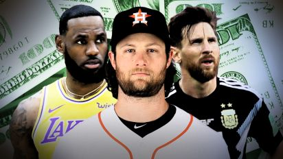 Do star athletes make too much money?