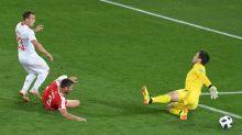 """Mondial-2018: la Suisse renverse la Serbie grâce à ses """"Kosovars"""""""