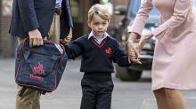 Prinz Georges Instagram-Account: Nicht echt, dafür zum Brüllen komisch