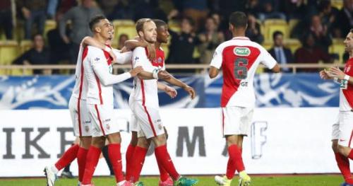 Foot - Coupe - Monaco élimine Lille grâce à Valère Germain et rejoint les demi-finales de la Coupe de France