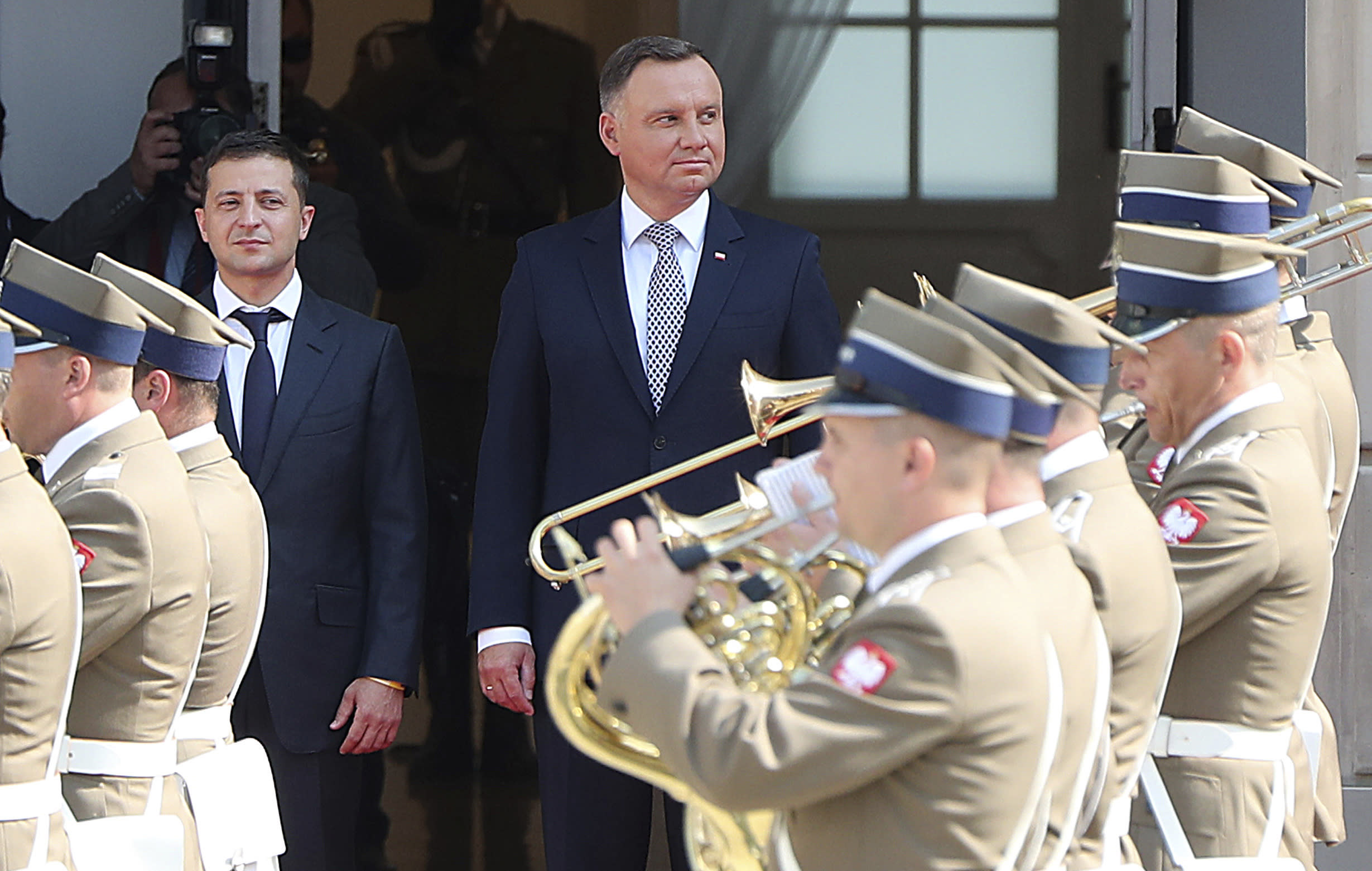 German President Begs Poland's Forgiveness over World War II Atrocities