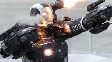 Avengers: Infinity War puts War Machine back in action